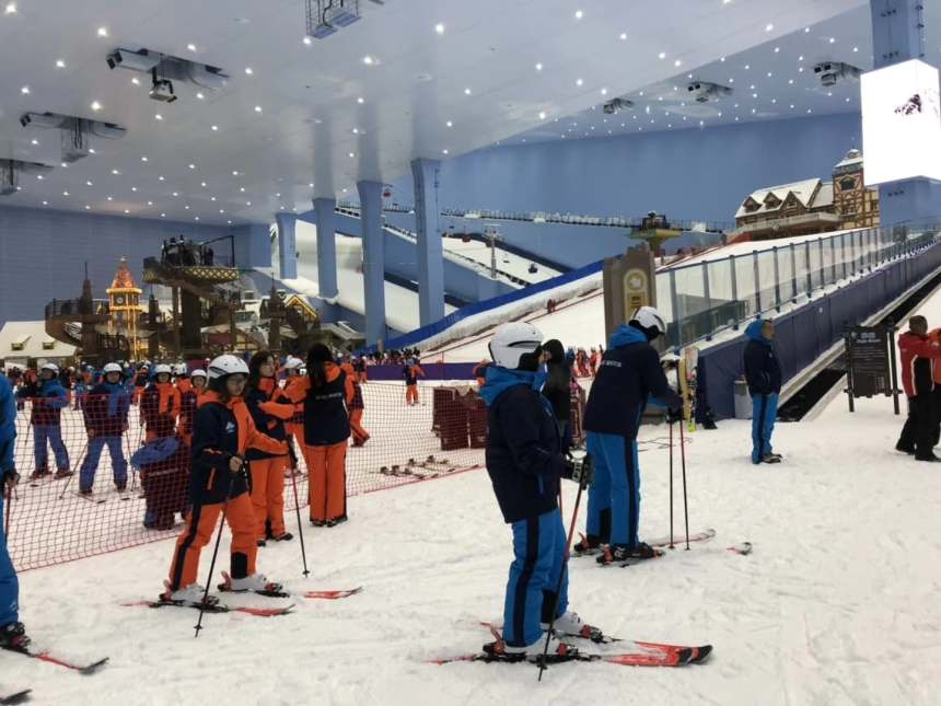Second Giant Indoor Snow Centre with Indoor Gondola Lift Opens in